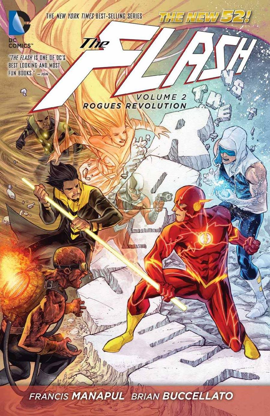 Flash 2 - Rogues Revolution