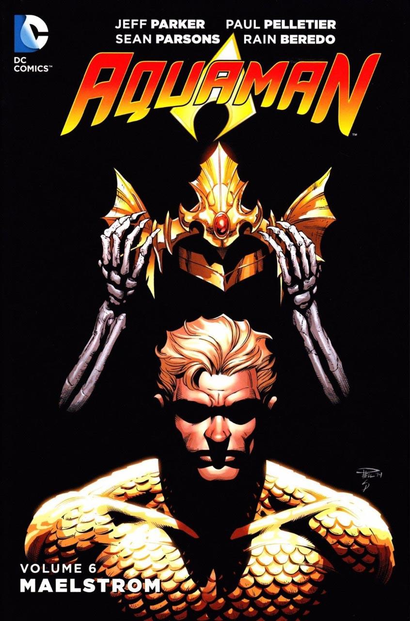 Aquaman 6 - Maelstrom
