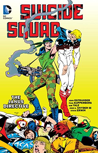 Suicide Squad 4 - The Janus Directive
