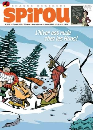 Le journal de Spirou 4059