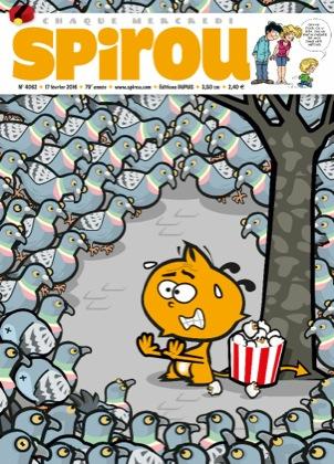 Le journal de Spirou 4062