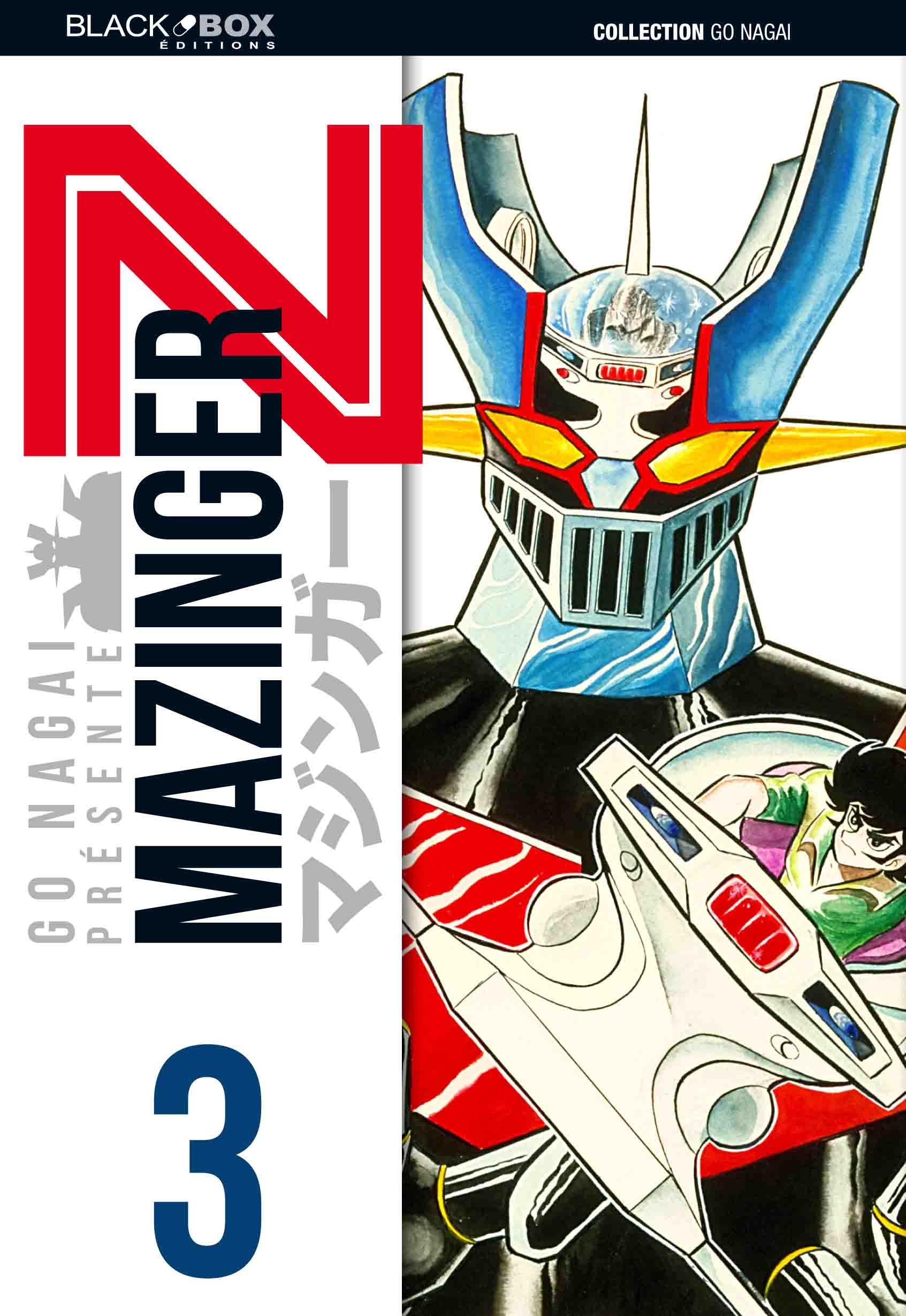 Mazinger Z 3