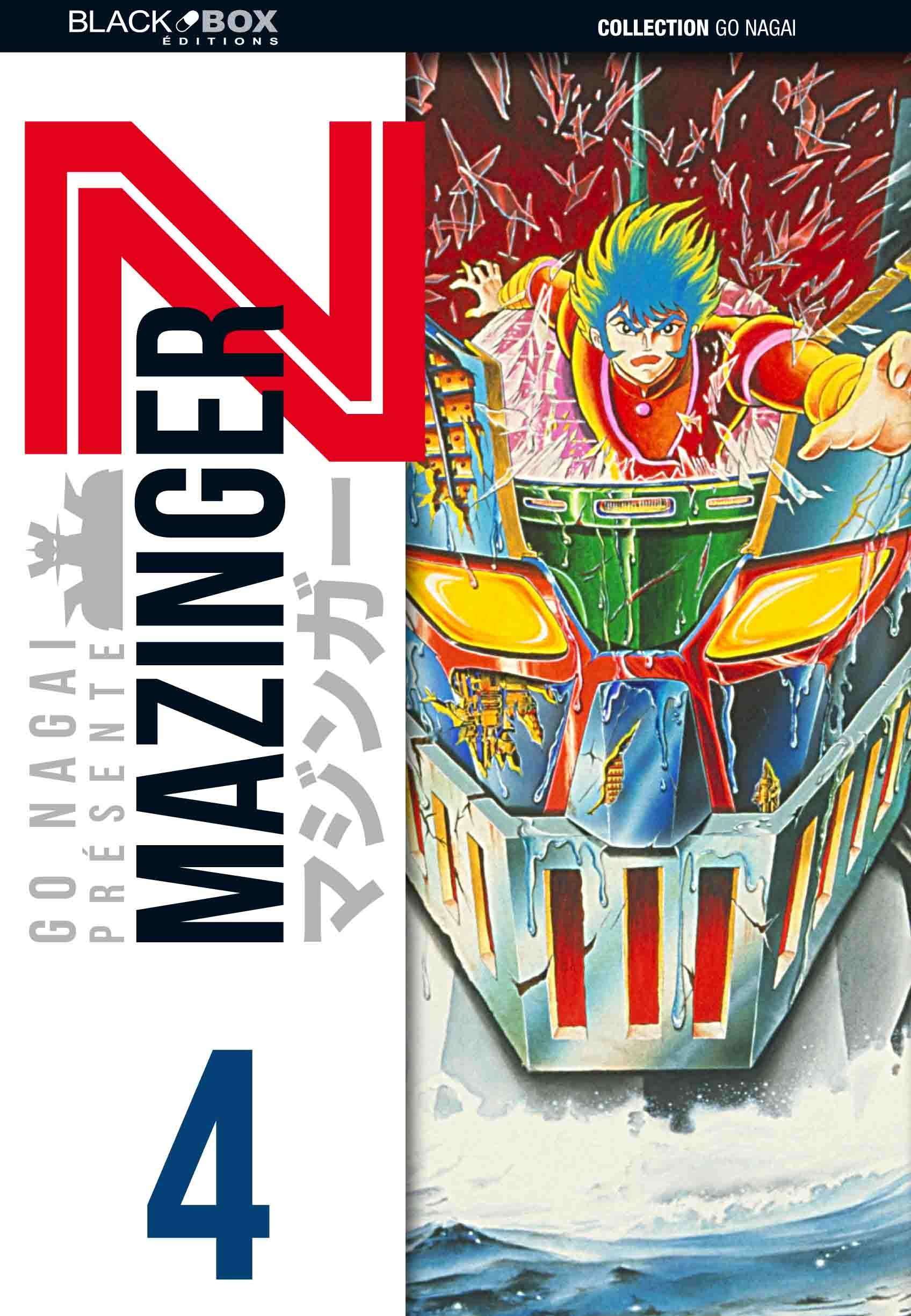 Mazinger Z 4