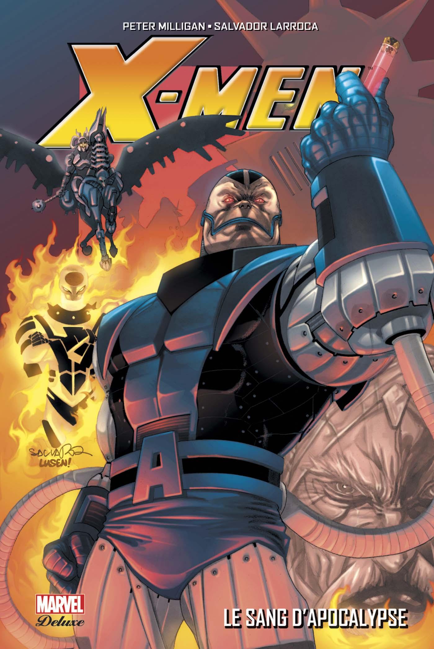 X-Men 2 - LE SANG D'APOCALYPSE