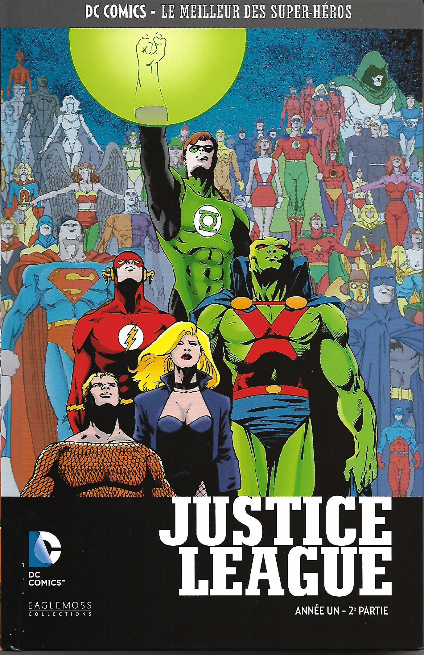 DC Comics - Le Meilleur des Super-Héros 19 - Justice League Year One 02