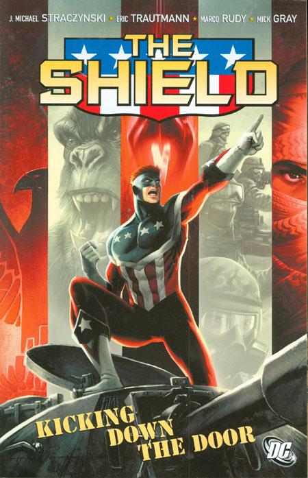 The Shield 1 - Kicking Down the Door