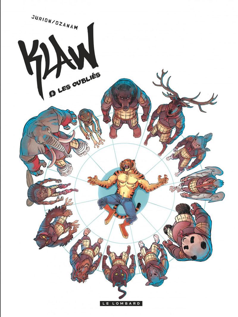 Klaw 6 - Les Oubliés
