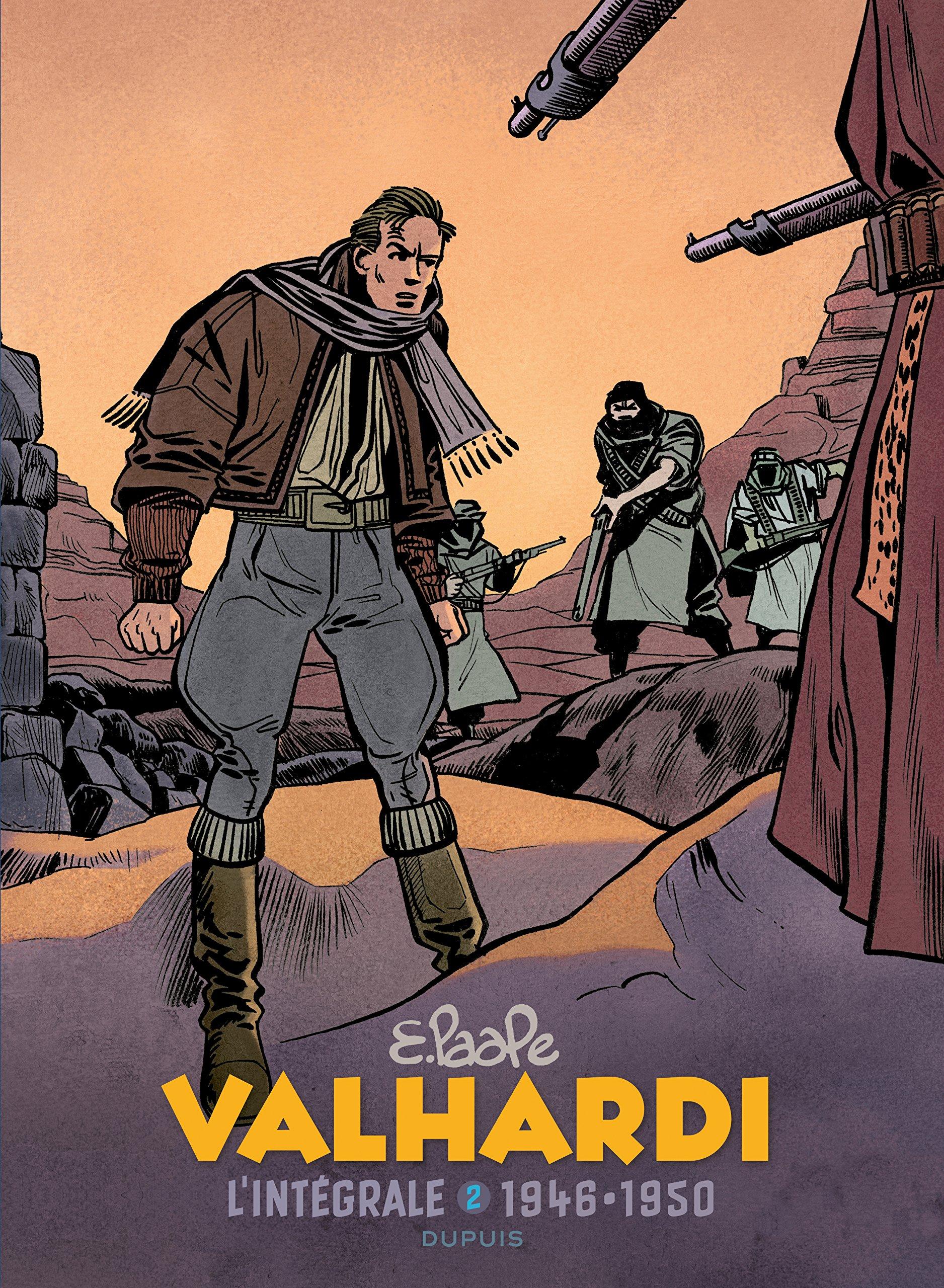 Les aventures de Jean Valhardi 2 - Intégrale 2