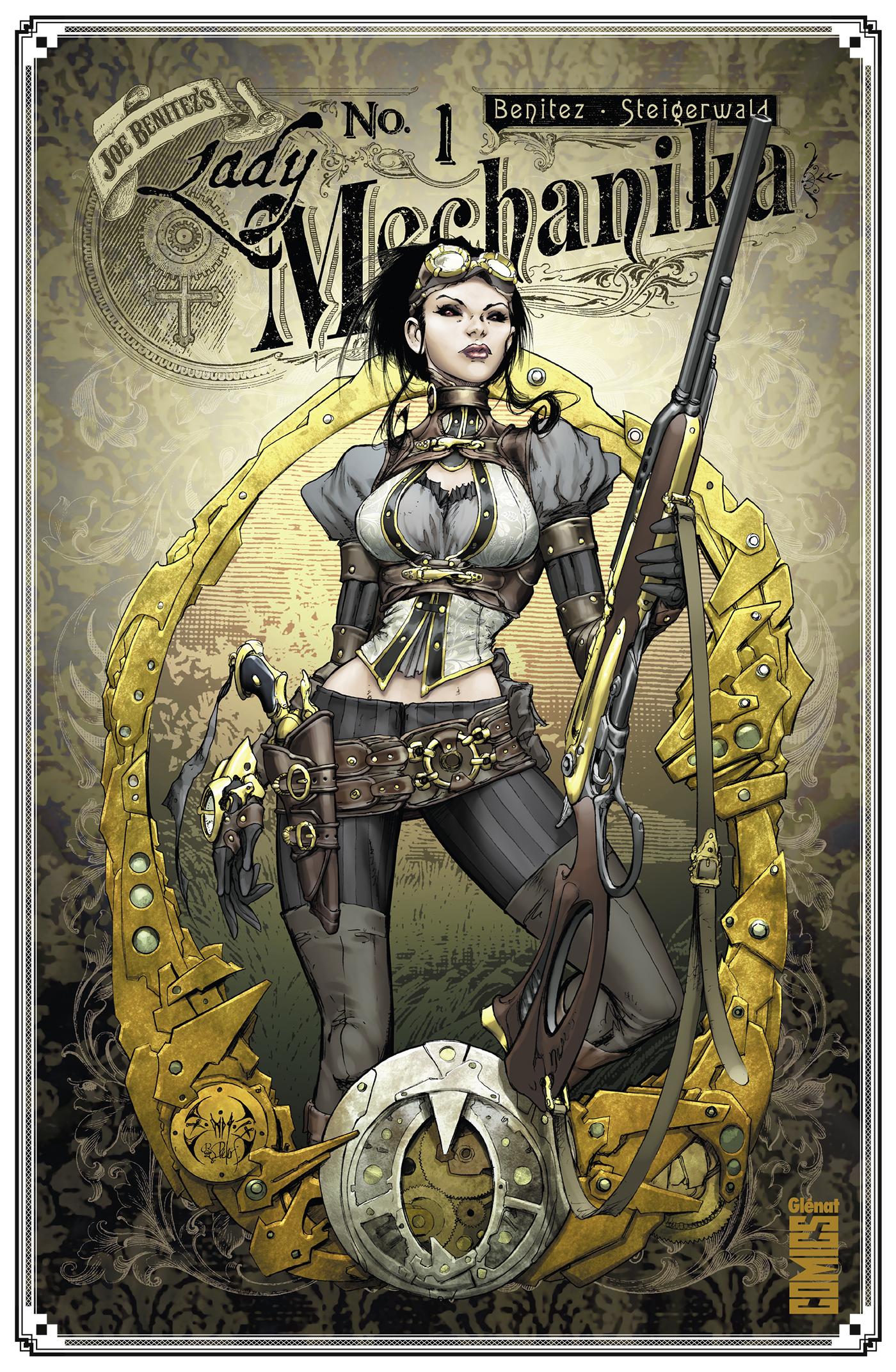 Lady Mechanika 1 - Le mystère du corps mécanique