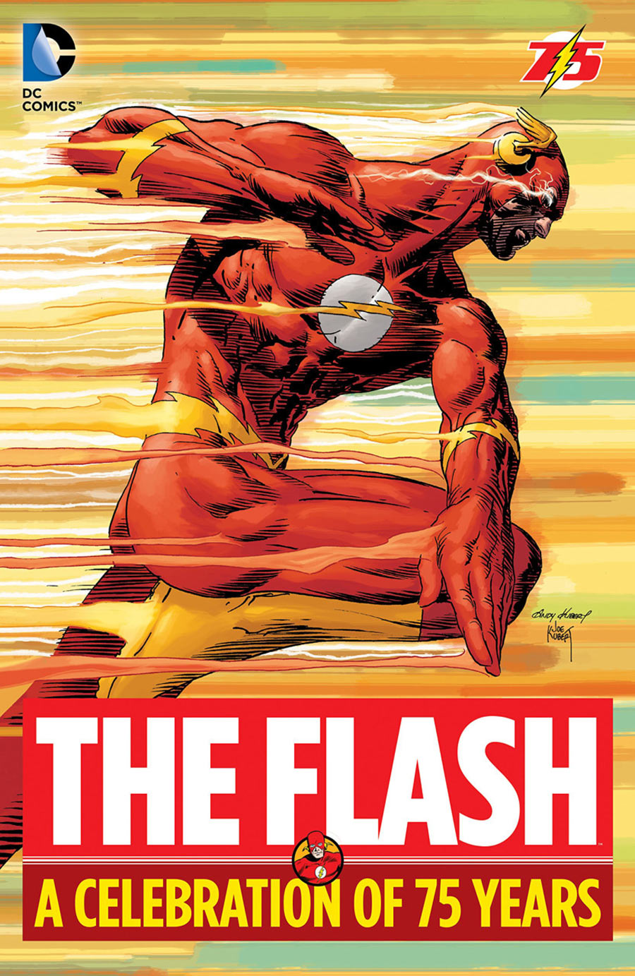The Flash - A Celebration of 75 years 1 - 75 Years