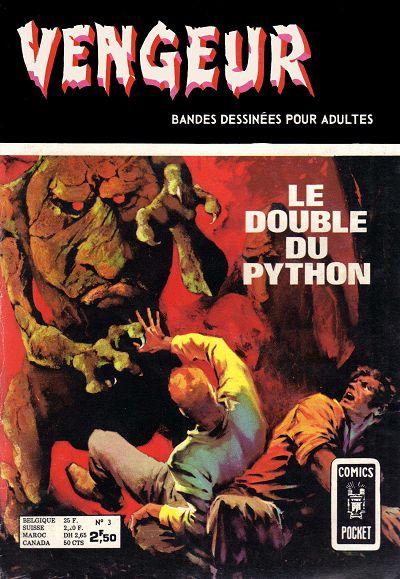 Vengeur 3 - Le Double du python