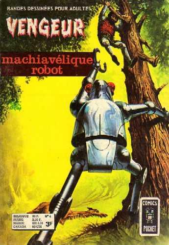 Vengeur 4 - Machiavélique robot