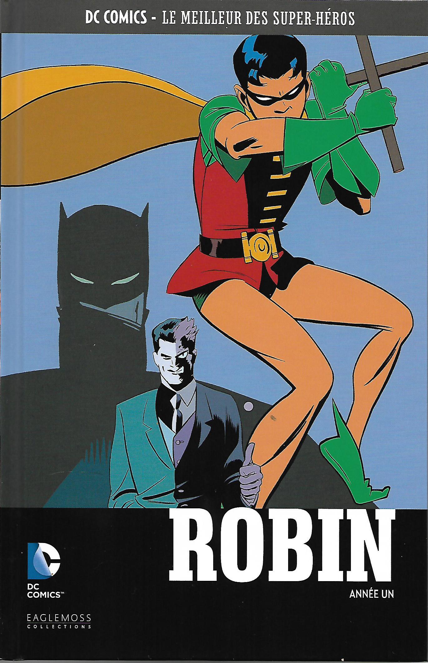 DC Comics - Le Meilleur des Super-Héros 20 - Robin Année 1
