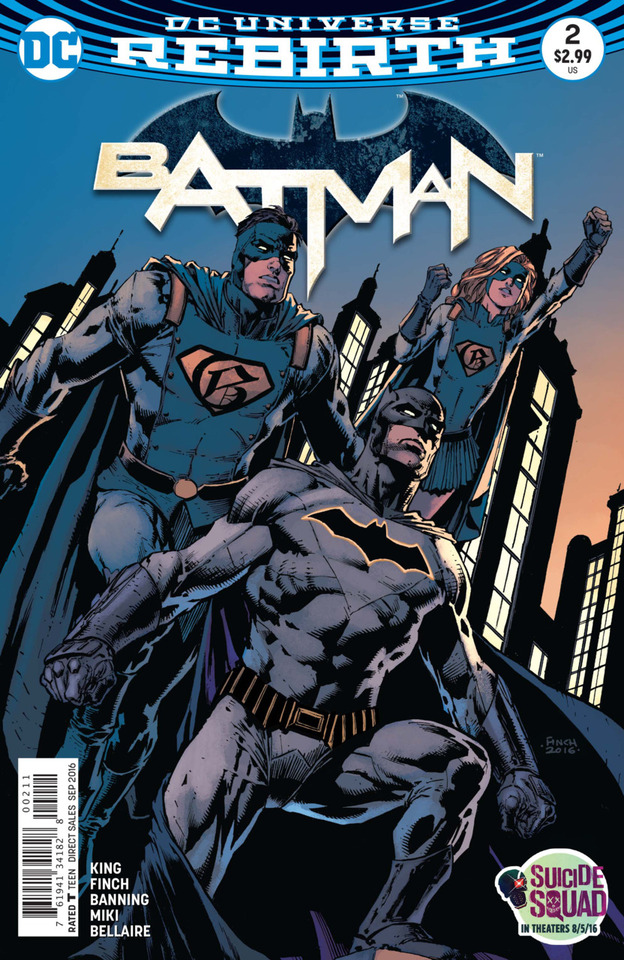 Batman 2 - I am Gotham, Chapter 2