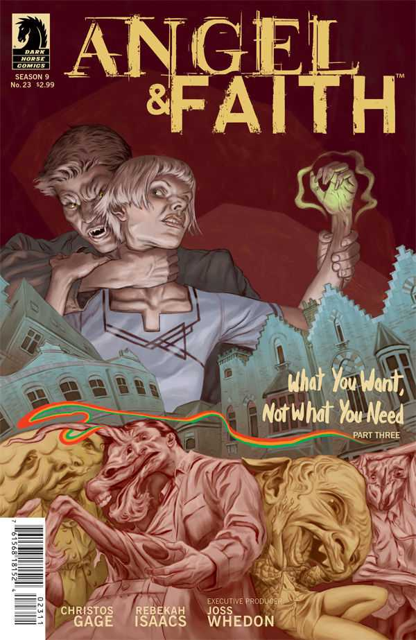 Angel & Faith 23 - What You Want, Not What You Need Part 3