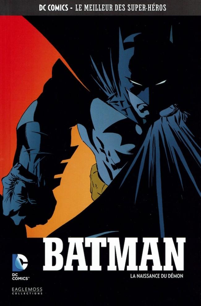 DC Comics - Le Meilleur des Super-Héros 21 - Batman : La naissance du Démon