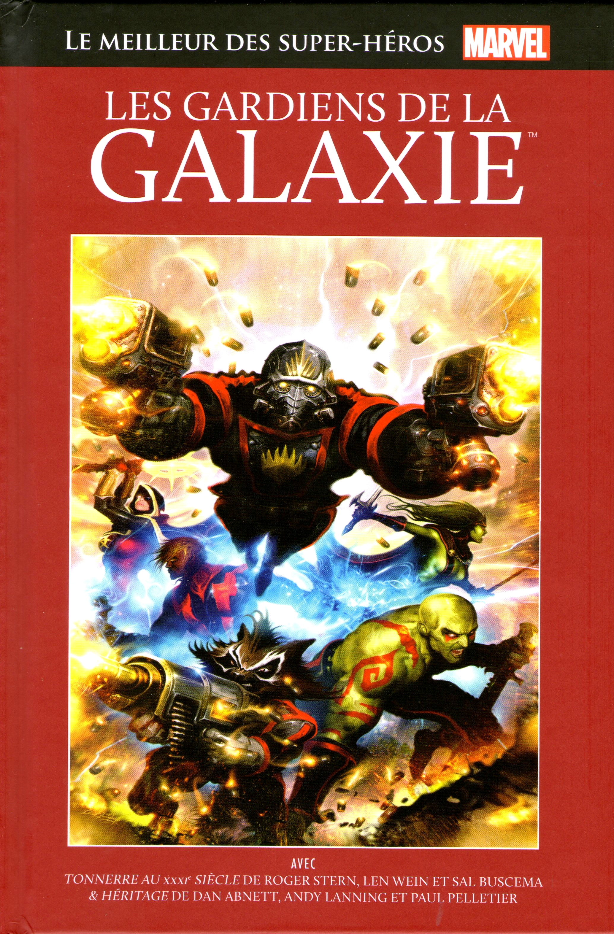 Le Meilleur des Super-Héros Marvel 11 - Les Gardiens de la Galaxie