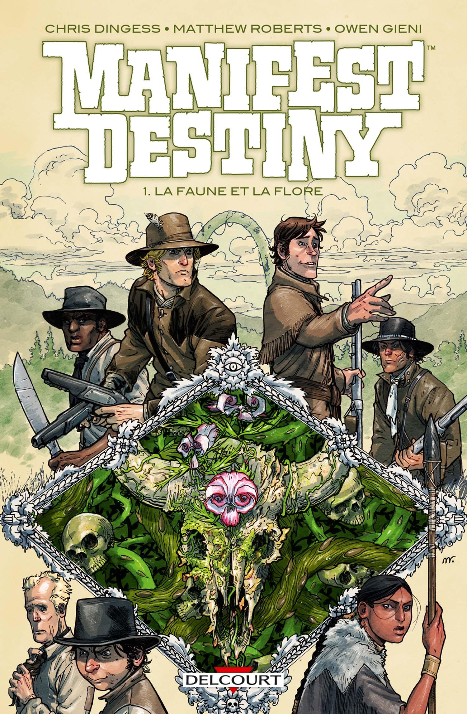 Manifest Destiny 1 - La Faune et la flore