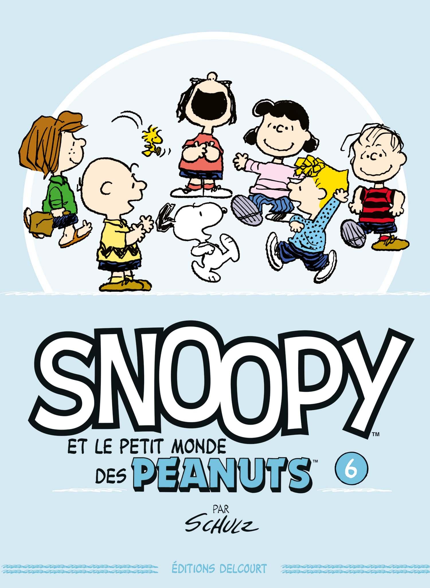 Snoopy et le petit monde des peanuts 6