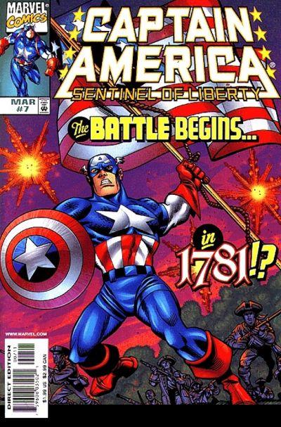 Captain America - La Sentinelle de la Liberté 7