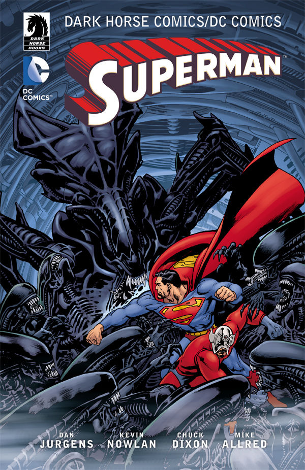 The Dark Horse Comics / DC Comics - Superman 1 - The Dark Horse Comics/DC: Superman