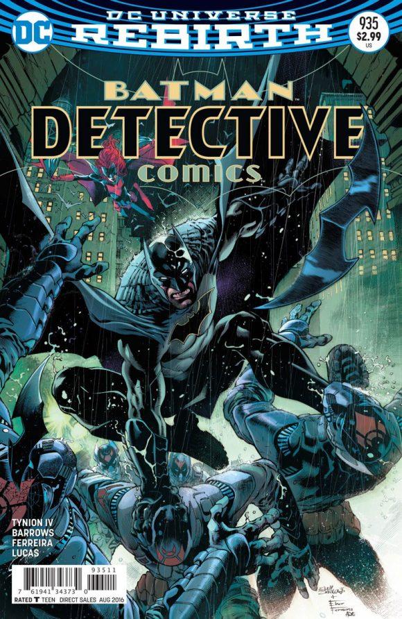 Batman - Detective Comics 935 - Rise of the Batmen Part 2: Apocalypse Now