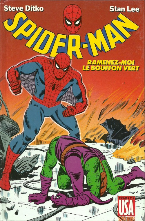 Collection Super Héros 2 - Spider-Man : Ramenez-moi le Bouffon Vert