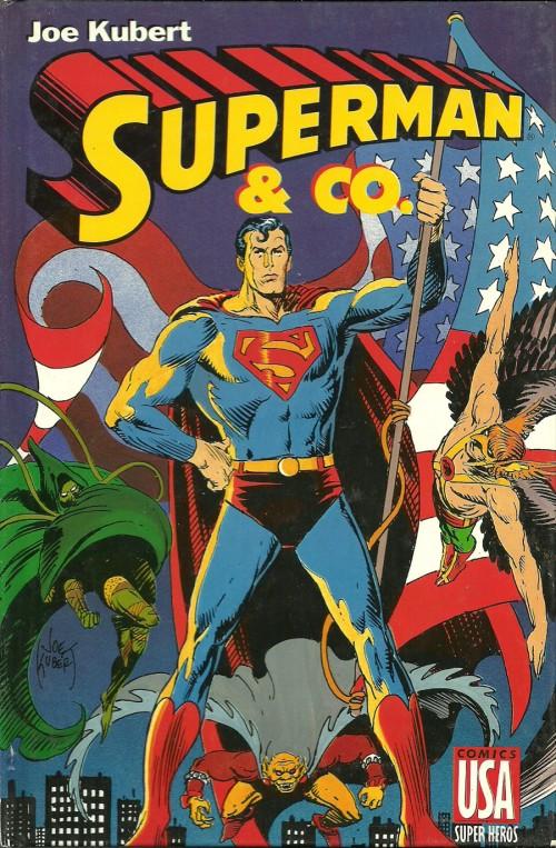 Collection Super Héros 1 - Superman & Co