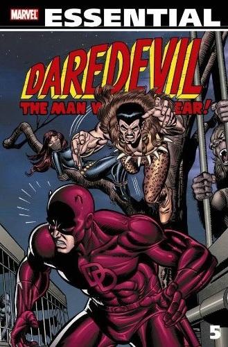Daredevil 5 - Essential Daredevil - Volume 5