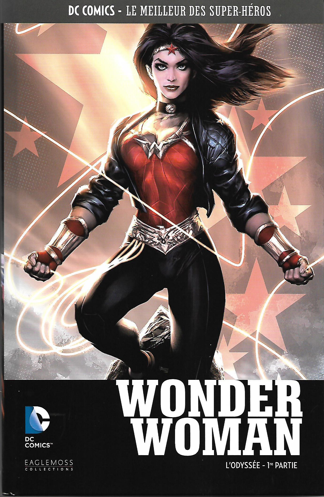 DC Comics - Le Meilleur des Super-Héros 22 - Wonder Woman: L'odyssée Partie 01