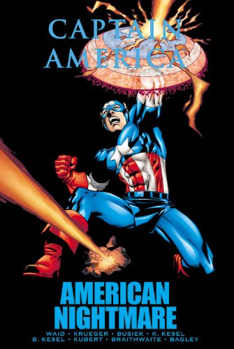 Captain America 2 - Captain America: American Nightmare