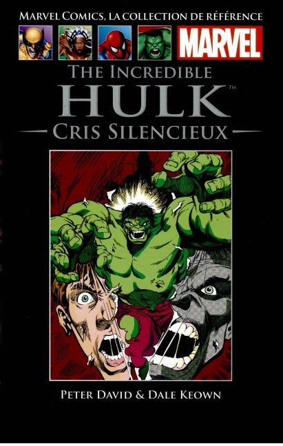 Marvel Comics, la Collection de Référence 61 - The Incredible Hulk-Cris silencieux