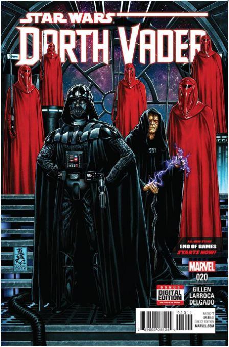 Star Wars - Darth Vader 20 - Book IV, Part I
