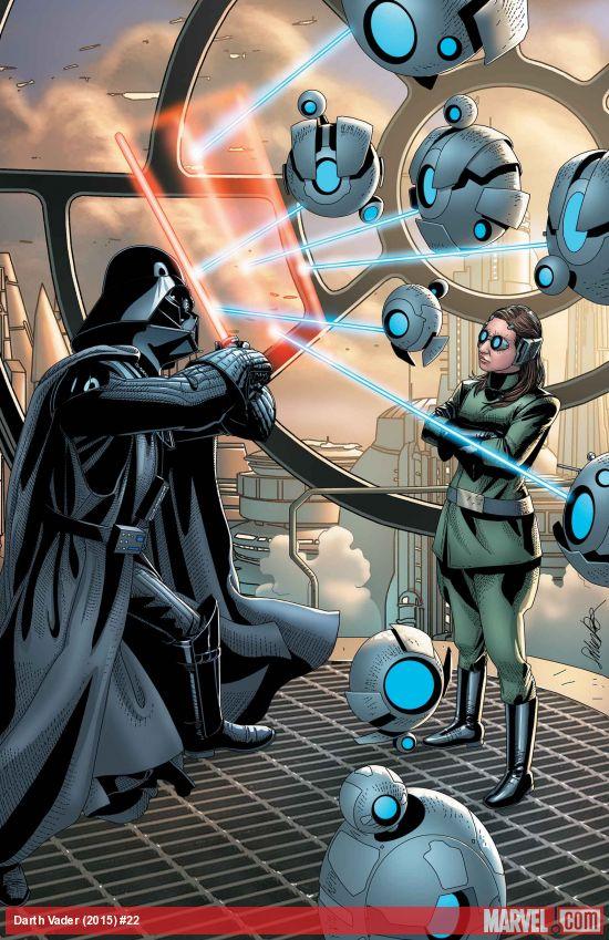 Star Wars - Darth Vader 22