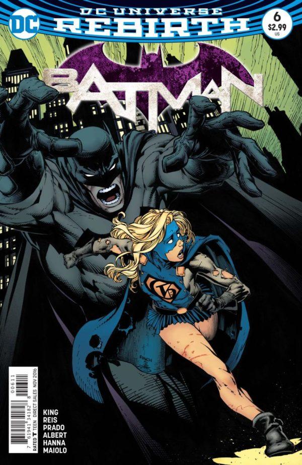 Batman 6 - I am Gotham, epilogue