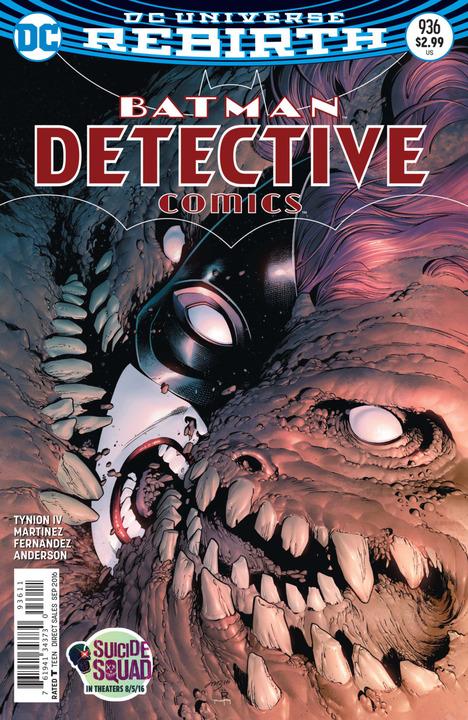 Batman - Detective Comics 936 - Rise of the Batmen Part Three: Army of Shadows