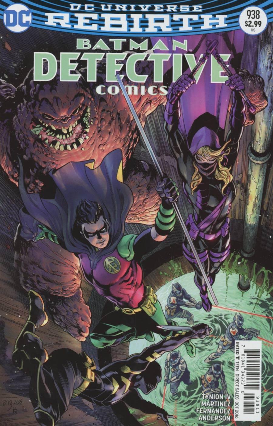 Batman - Detective Comics 938 - Rise of the Batmen Part Five: Enemy at the Gates