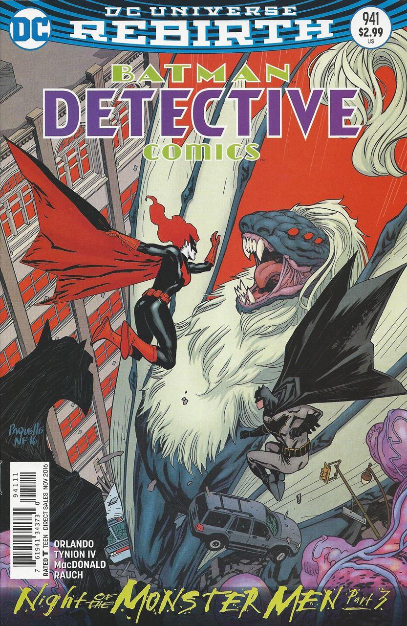 Batman - Detective Comics 941 - Night of the Monster Men - part 3