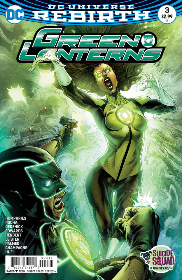 Green Lanterns 3 - Rage Planet - Chapter Three