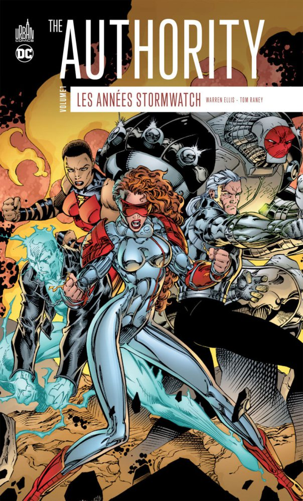 The Authority - Les Années Stormwatch 1 - Tome 1