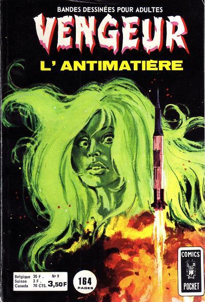 Vengeur 9 - L'antimatière