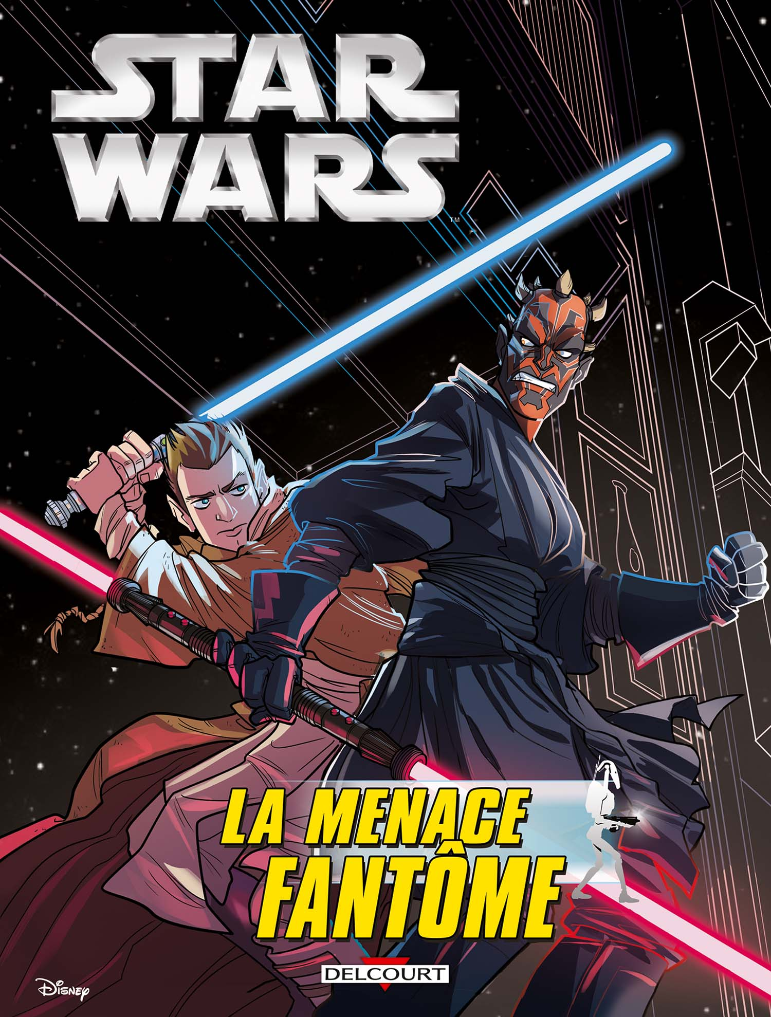 Star Wars (Jeunesse) 1 - La Menace fantôme