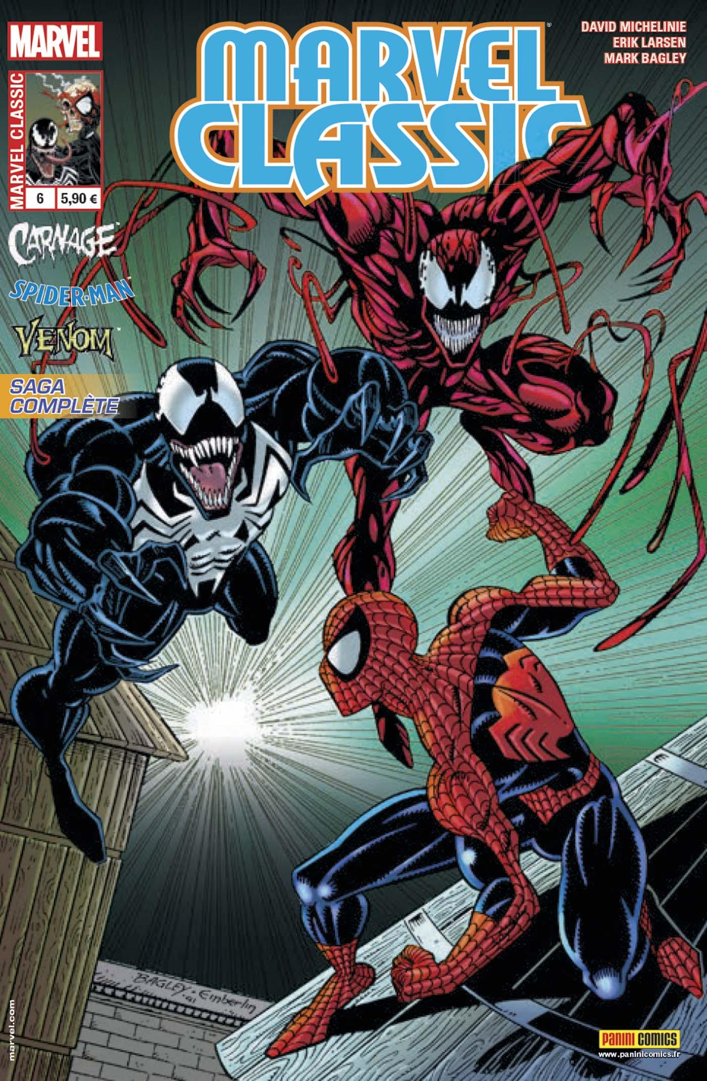 Marvel Classic 6 - Alliance contre nature
