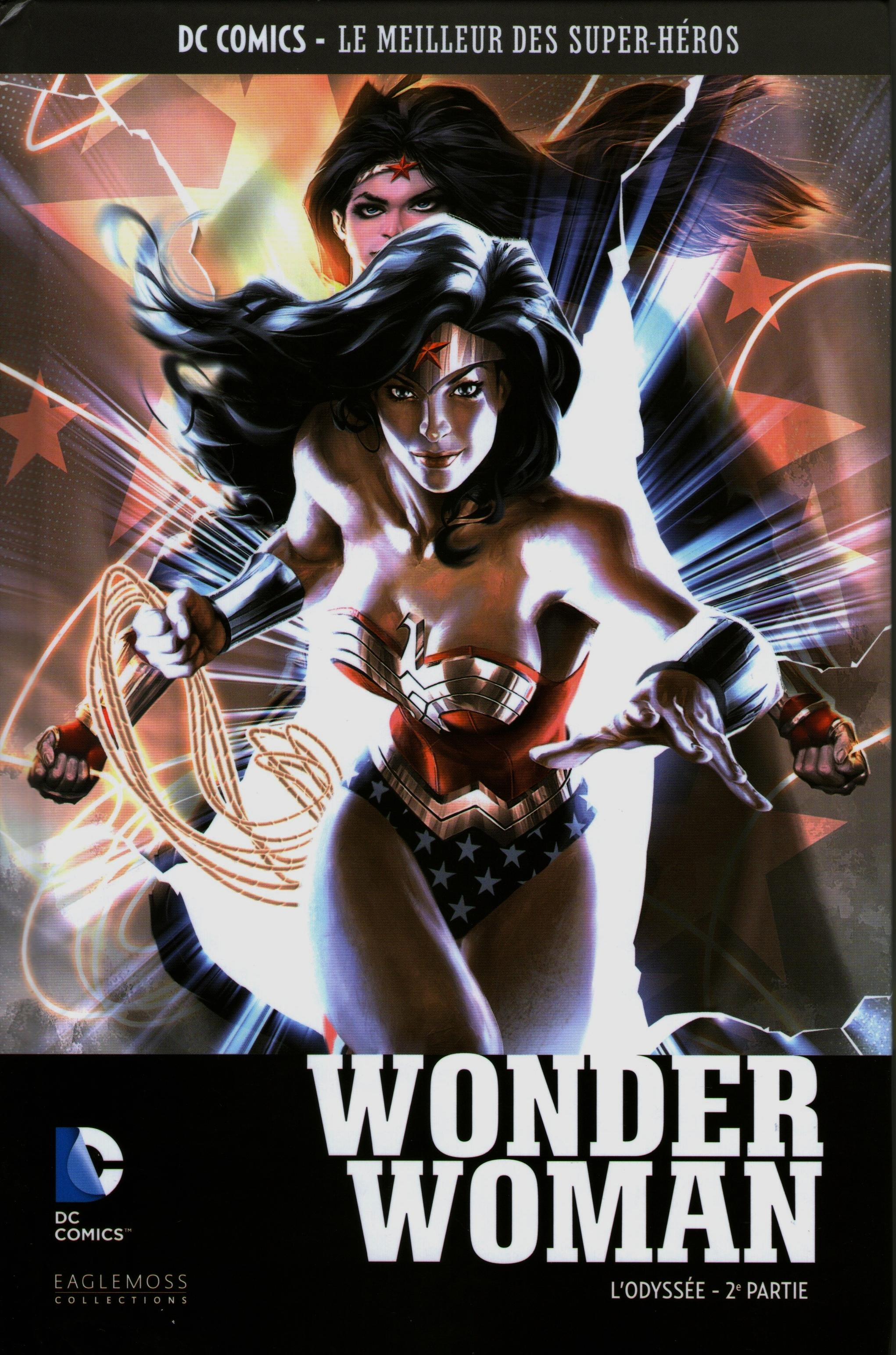 DC Comics - Le Meilleur des Super-Héros 23 - Wonder Woman L'Odyssée - 2eme partie