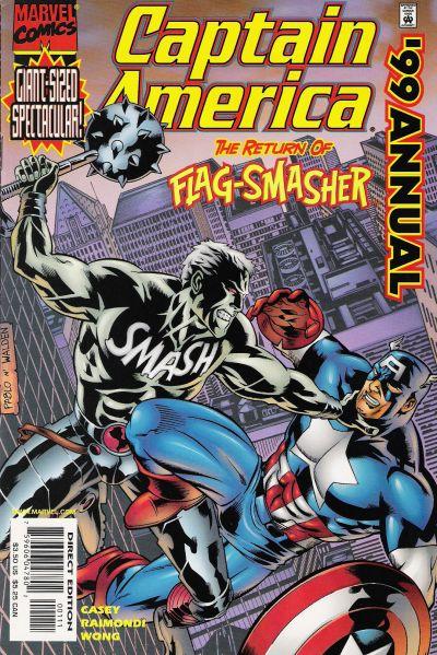 Captain America 1 - 1999