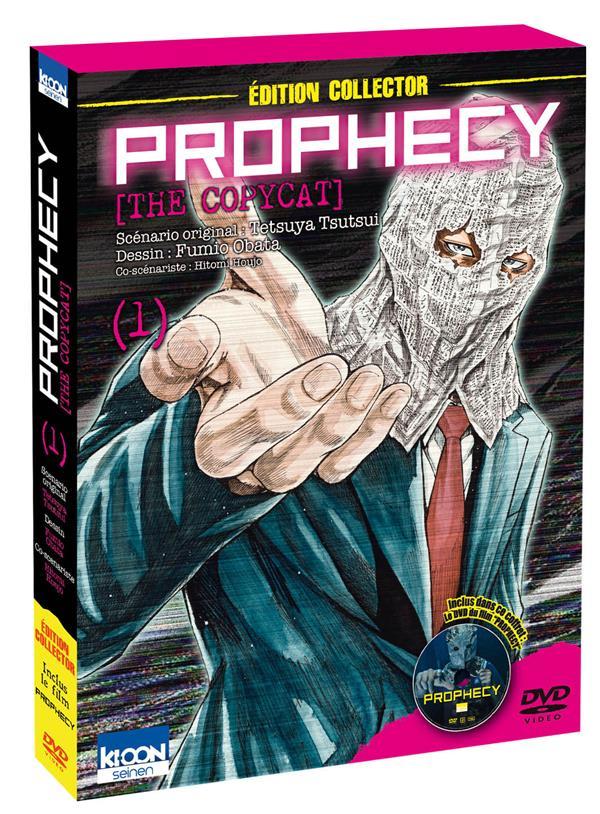 Prophecy - The copycat 1