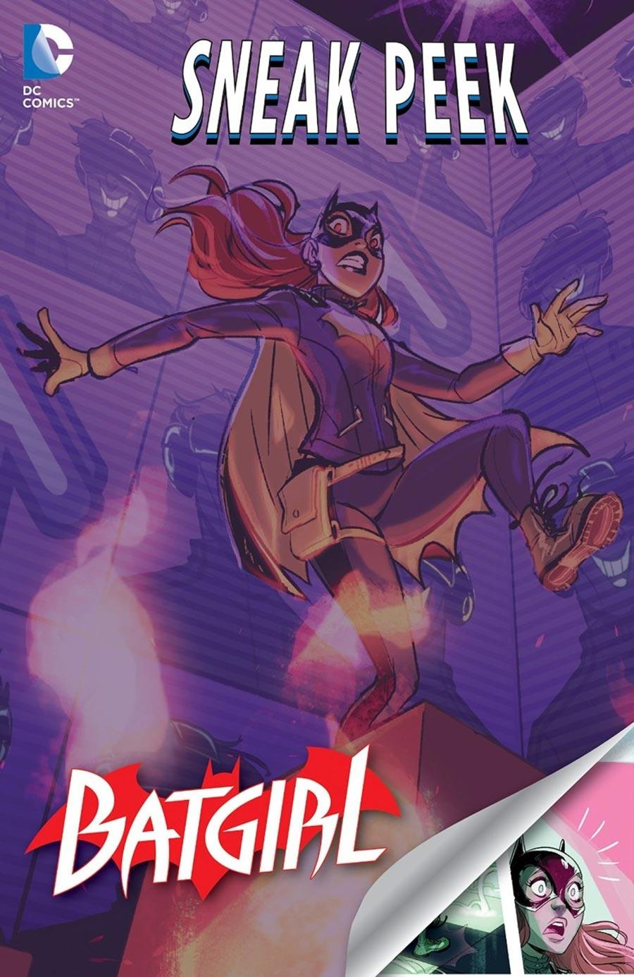 DC Sneak Peek - Batgirl 1