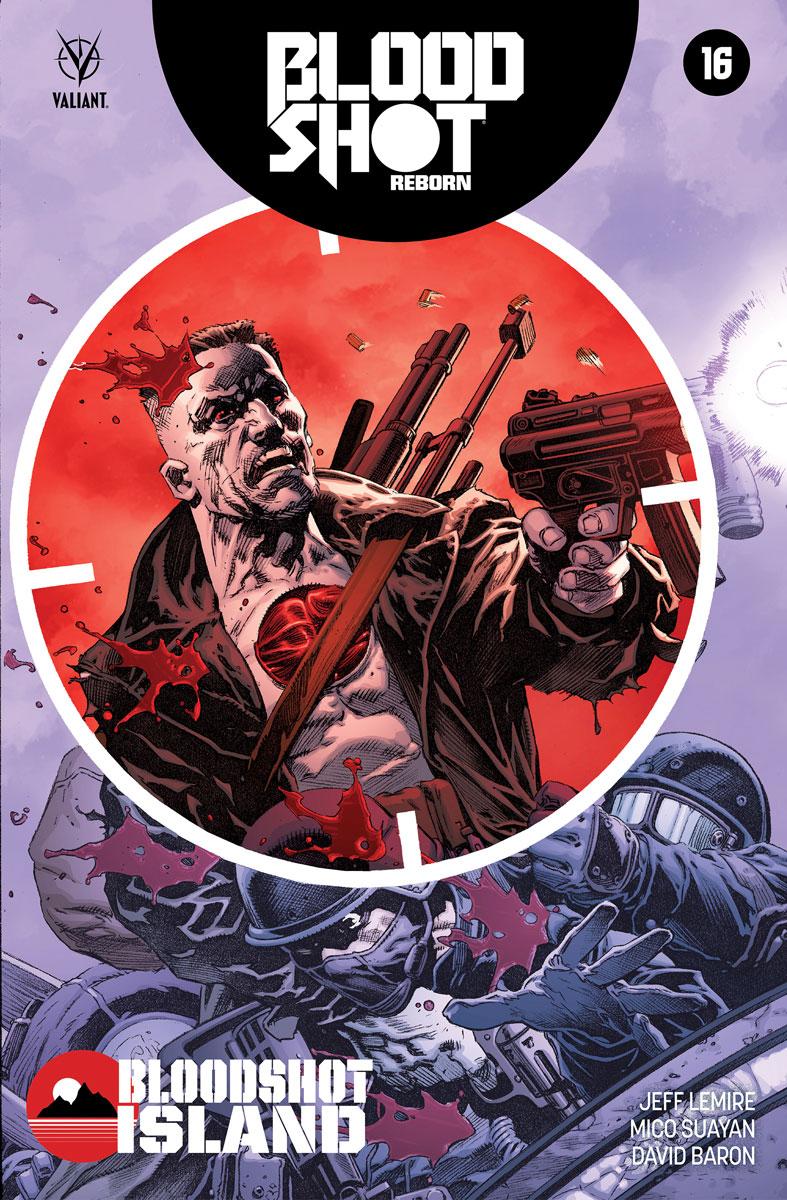 Bloodshot Reborn 16 - Bloodshot Island 3
