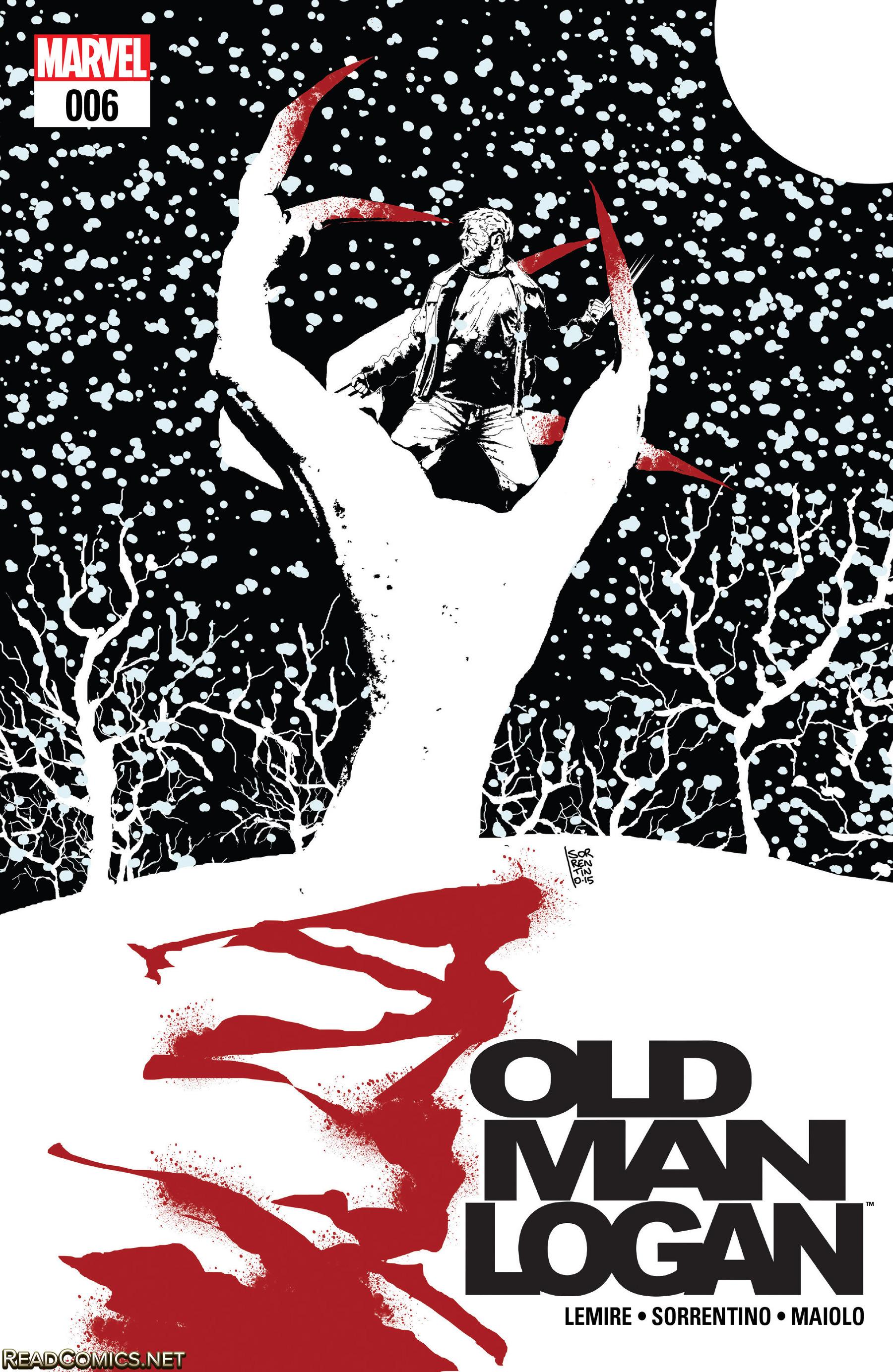Old Man Logan 6
