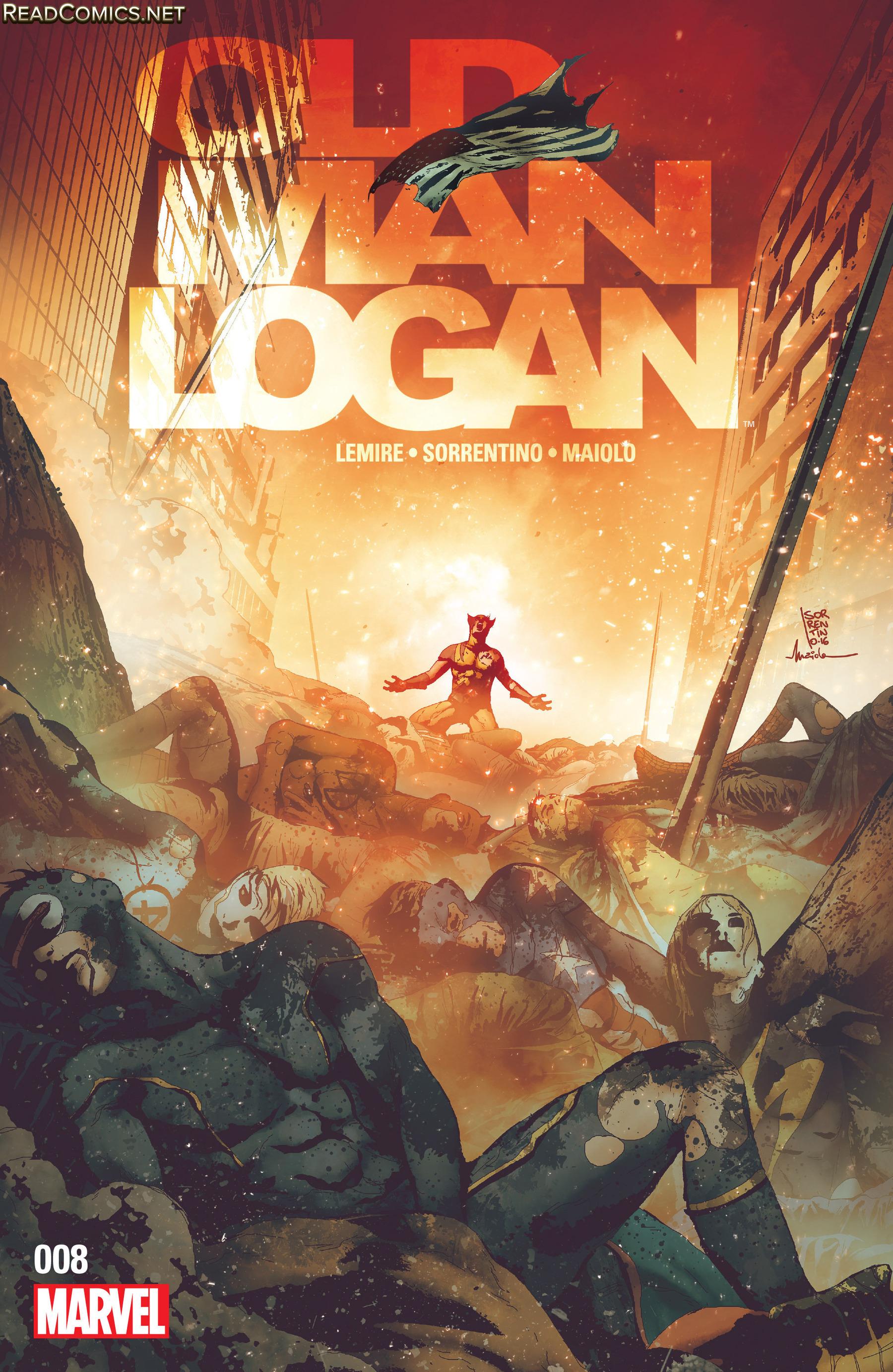 Old Man Logan 8
